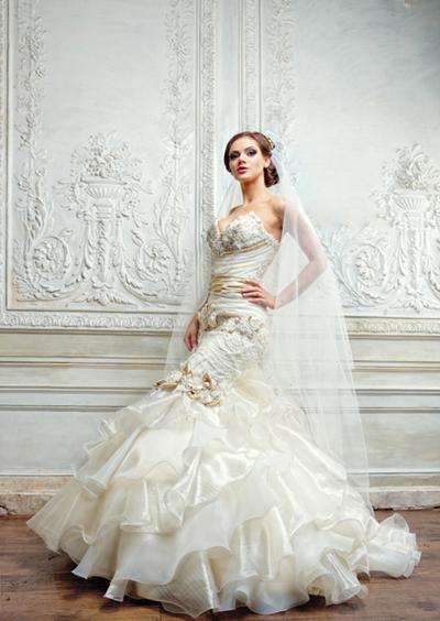 ชุดแต่งงาน แนวเจ้าหญิง สวยโดนใจ