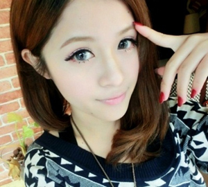 แต่งหน้าเกาหลี น่ารัก ตาโต