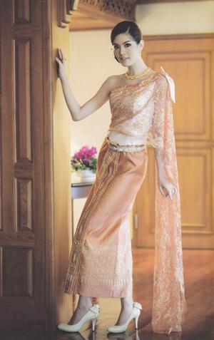 ชุดไทยแต่งงาน ใครอยากแต่งงานก็ต้องมาทางนี้