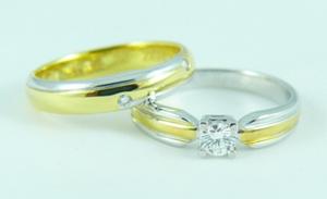 แหวนแต่งงาน คู่สุด อินเลิฟ