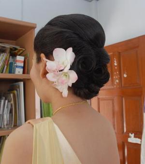 ทรงผมชุดไทย สวยมาก ๆ