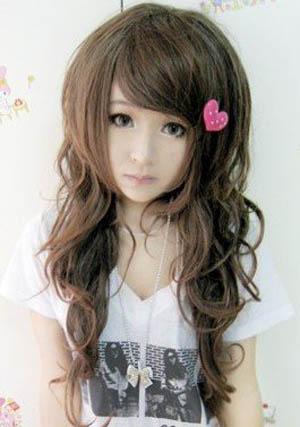 ทรงผมสั้นน่ารัก คิคุ สวยหวาน