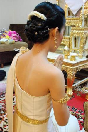 ทรงผมชุดไทย สวยที่สุด ต้องมาดู