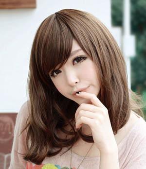 ทรงผมผู้หญิง สวยหวานน่ารักมาดูกัน