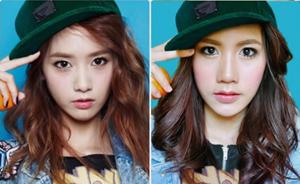 แต่งหน้าเกาหลี สวยใสแบบยุนอา