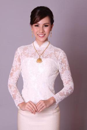 ชุดแต่งงานแบบไทย สวยน่าสนใจมาก