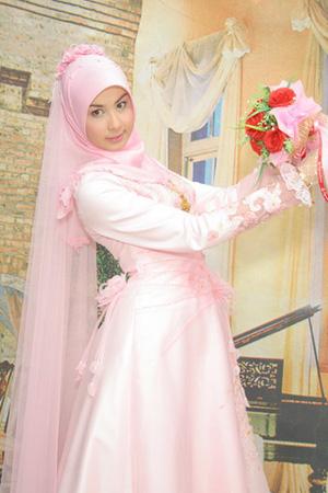 ชุดแต่งงานอิสลาม สวยมากๆมาดูกันนะ