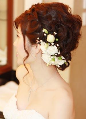 ทรงผมเจ้าสาวชุดไทย ที่สวยมาก ๆ